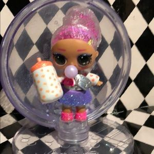 New Lol Surprise Winter Disco Glitter Globe